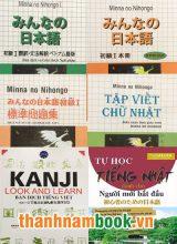 Combo Dành Cho Người Mới Bắt Đầu Học Tiếng Nhật