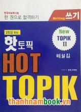 Hot Topik II – Quyển Luyện Viết