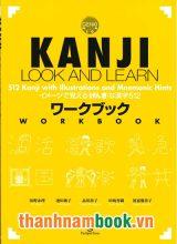 Kanji Look And Learn N5 & N4 Workbook – Bản Màu