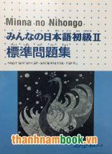 Minna no Nihongo II  Sách Bài Tập – Tập 2
