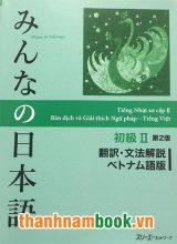 Minna no Nihongo II Bản Dịch Và Giải Thích Ngữ Pháp ( bản mới )