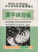 Minna no Nihongo II Kanji Workbook
