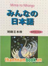 Minna no Nihongo Sơ Cấp II Bản Tiếng Nhật