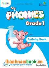 My phonics 1 ativity book