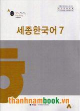 Giáo Trình Sejong Tập 7