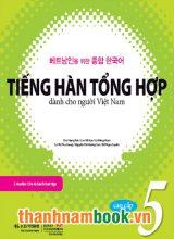 Tiếng Hàn Tổng Hợp Cao Cấp 5 – Sách Giáo Khoa (Kèm CD)