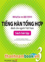 Tiếng Hàn Tổng Hợp Dành Cho Người Việt Trung cấp 3 – Sách Bài Tập