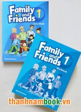 Family And Friends 1 ( Class Book + Workbook )