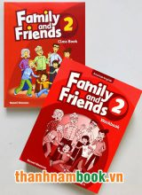 Family And Friends 2 ( Class Book + Workbook )