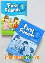 First Friends 1 ( Class Book + Activity Book )