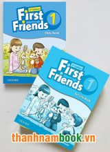 First Friends 1 2nd ( Class Book + Activity Book )