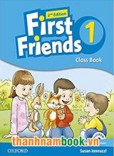 First Friends 1 2nd Class Book