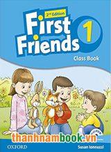 First Friends 1 2nd Class Book