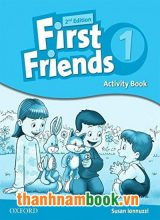 First Friends 1 2nd Activity Book