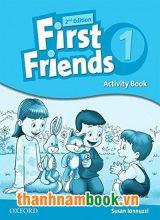 First Friends 1 2nd Activity Book