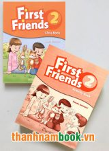 First Friends 2 ( Class Book + Activity Book )