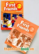 First Friends 2 2nd ( Class Book + Activity Book )