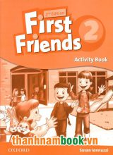 First Friends 2 2nd Activity Book