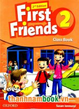 First Friends 2 2nd Class Book