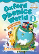 Oxford Phonics World 1 Sách Học