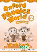 Oxford Phonics World 1 Sách Bài Tập