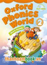 Oxford Phonics World 2 Sách Học