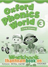 Oxford Phonics World 3 Sách Bài Tập