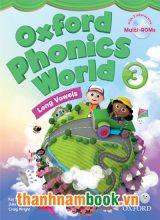 Oxford Phonics World 3 Sách Học