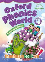 Oxford Phonics World 4 Sách Học
