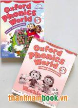Oxford Phonics World 5 ( Sách Học + Bài Tập )
