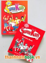 Super Kids 1 ( Student Book + Activity Book )