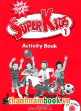 Super Kids 1 Activity Book