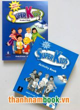 Super Kids 2 ( Student Book + Activity Book )