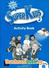 Super Kids 2 Activity Book