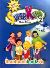 Super Kids 2 Student Book