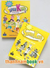 Super Kids 3 ( Student Book + Activity Book )