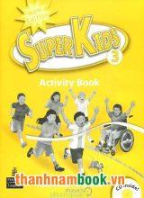Super Kids 3 Activity Book