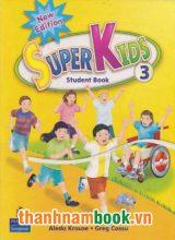 Super Kids 3 Student Book