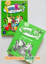 Super Kids 4 ( Student Book + Activity Book )