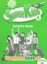 Super Kids 4 Activity Book