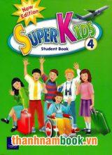Super Kids 4 Student Book