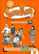 Super Kids 5 Activity Book