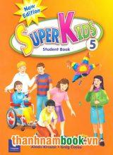 Super Kids 5 Student Book