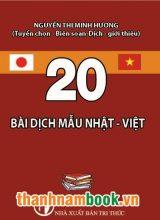 20 Bài Dịch Mẫu Nhật Việt – Có tiếng Việt
